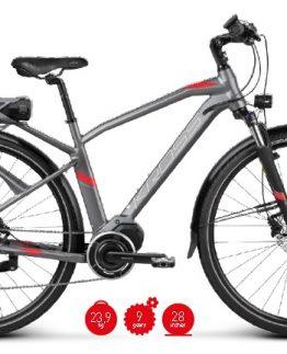 Kross E-bike Trans Hybrid 3.0 2017 men