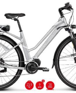 Kross E-bike Trans Hybrid 3.0 2017 women