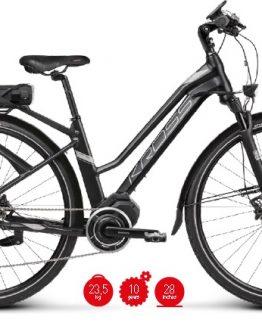 Kross E-bike Trans Hybrid 5.0 2017 women