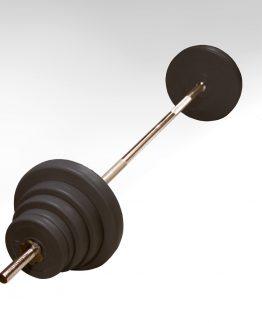 DUKE Fitness 50kg vinyylipainosarja