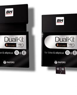 BH Fitness Dual Kit kuntopyöriin crosstrainereihin