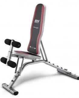 BH Fitness Optima kuntoilupenkki